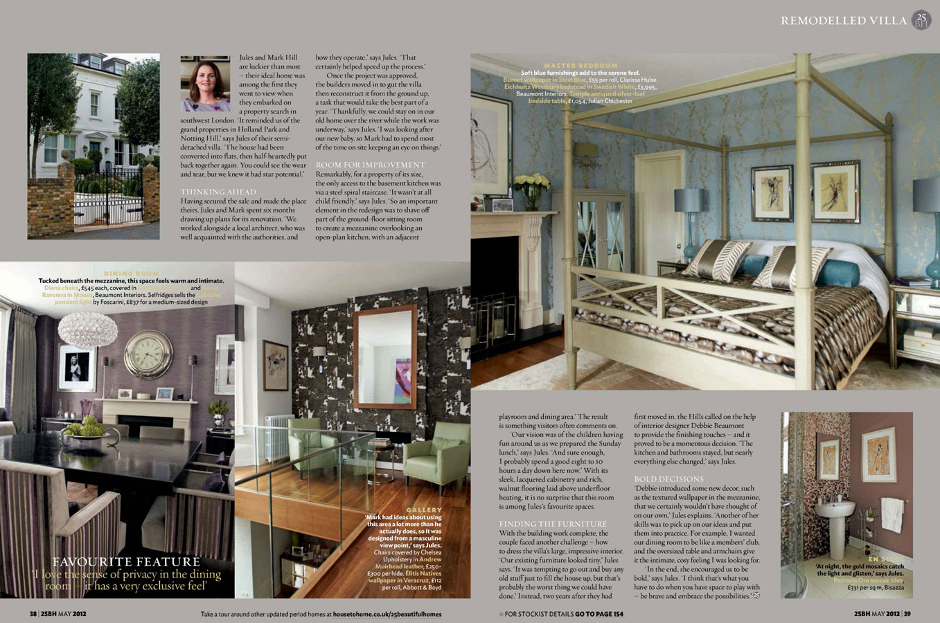 Beautiful Homes May 2012 P2